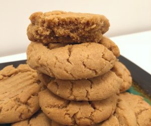 IMG_2110low carb peanut butter cookies